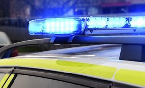 Polisen åkte på ett inbrottslarm, men kunde inte hitta någon inbrottstjuv.