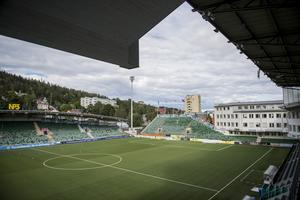 NP3 Arena i Sundsvall.