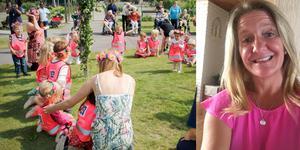 I sommar firar barnskötarna en viktig seger när den nya, nationella läroplanen för förskolan träder i kraft. Det skriver Annika Alexandersson, Falu kommun. Foto: Carola Blank, privat
