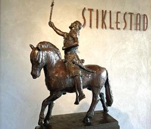 Slaget vid Stiklestad i Nord-Tröndelag är en stor hållpunkt i Norges historia.