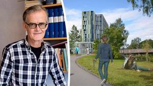 Kommunen vill inte lämna ut  gamla miljökonsekvensbeskrivningar (MKB) för Kanaludden.Bild: Gunnar Stattin. Illustration: TM Konsult