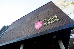 Kommunhuset i Tierp.