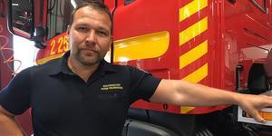 I fjol fick Patrik Fredriksson skicka ut sina dykare på ett drunkningstillbud i Rättvik, och på ytterligare nio larm i övriga kommuner i norra delen av länet.