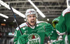 Lovisas sambo Daniel Widing spelar hockey i Rögle och SHL.