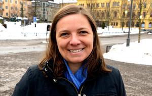 Amy Åkerlund, 36, landskapsarkitekt, Sundsvall.: