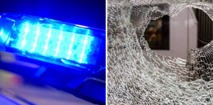 En man i Hedemora ska ha blivit av med klockor, en bil och en spelkonsol vid ett inbrott.