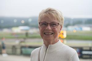 Gertrud Dahl, 75 år, Alnö, pensionär.