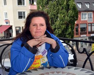 Anna Eling från Långshyttan är ordförande och gruppledare I liberalerna Hedemora.
