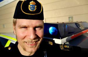 Josef Wiklund, chef för den brottsförebyggande enheten norra Gävleborg.