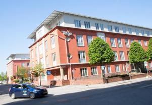 Telgekoncernen har sitt huvudkontor på Storgatan.