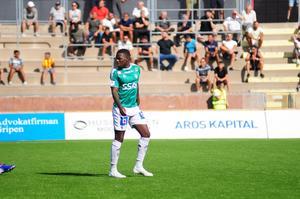 Christian Kouakou gjorde återigen mål, hans nionde för säsongen.