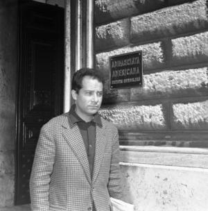 Gillo Pontecorvo 1961. Foto: AP