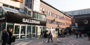 Handelsbanken flyttar in i Gallerian om knappt ett år.