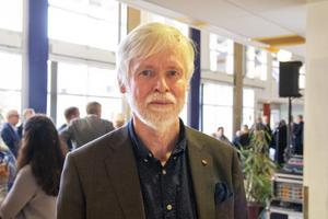Regionråd Tommy Berger (S).