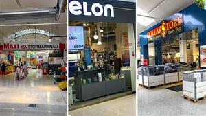 ICA Maxi, Elon och Dollarstore är bara några av affärerna som finns på Sjötelegrafen.