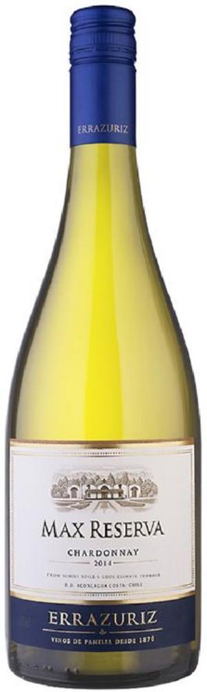 Errazuriz MAX Reserva Chardonnay 2014.