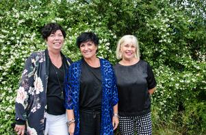 För Katarina Sehlin, Maria Lindgren och Carina Norberg betyder gemenskapen i gänget Visju oerhört mycket.