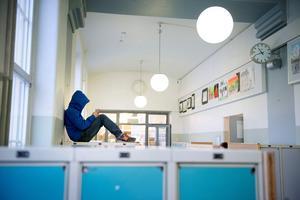 """Inom Centralt skolstöd finns Kompassen som arbetar med så kallade """"hemmasittare"""" och elever med normbrytande beteende."""
