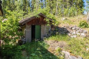 Jordkällare. Foto: HusmanHagberg Uppsala