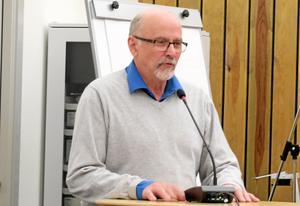 Arne Augustsson (C) är sedan den 1 januari 2019 ansvarig för landsbygds- och kulturfrågor. Han kommer också att bli ordförande i kulturnämnden. Arkivbild.