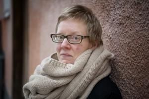 Foto: Jessica Gow/TT. Helena Österlund har haft stor hjälp av kvinnors självbiografiska böcker: