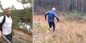 Fredrik Backéus arrangerar tre traillopp i Örebrotrakten i år.