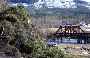 Den 27 maj är det tänkt att man ska sätta fyr på rishögen vid Vikbron.