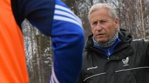 Lasse Ericson, tränare IFK Mora.