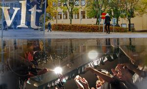 VLT-montage. Bild: Martin Bohm/Anders Forngren.Under 2000-talet fanns en undergroundscen i Västerås. Den, liksom en mängd andra livescener, har försvunnit.