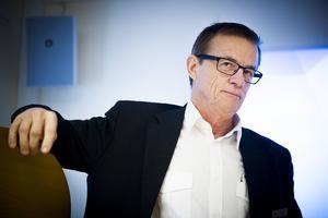 Torbjörn Wannqvist, räddningschef i södra Hälsingland.