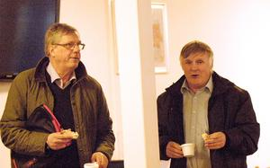 Torsten Kjellgren och Jan Simons från