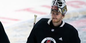 Marcus Högberg får en ny chans i NHL.