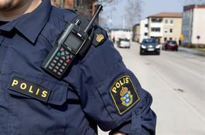 En man i 30-årsåldern misstänks för rattfylleri efter en olycka på väg 66 i Sörvik.