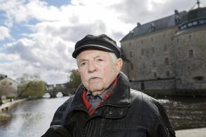 Sigvard Marjasin, före detta landshövding i Örebro län. Foto: NA arkiv/Sofie Isaksson