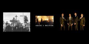 Snake Tounge, Hack i Skivan och The Manics kommer till Summer Fest i Sveg.