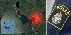 Polisen söker efter en försvunnen man i Rättvik. Mannen sågs senast på söndagseftermiddagen.