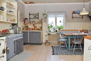 Kök i Kolbergets gård. Foto: LRF Konsult