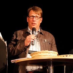 Kommunalrådet i Härjedalens kommun, Anders Häggkvist (C).