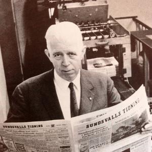 Yngvar Alström. Bild: ST arkiv