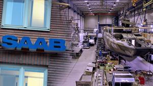 Efter 112 år säljs familjeföretaget Dockstavarvet  – till Saab. Bild: Erik Åmell
