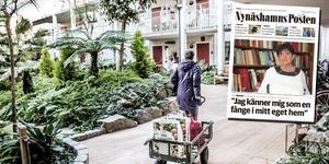 Seniorbostäder ett populärt alternativ. Bilden visar Bovieran i Västerhaninge. I Nynäshamn finns dock inga seniorboenden. Foto: Tomas Oneborg/TT