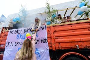 Över 170 studenter firades under fredagen i Sollefteå.
