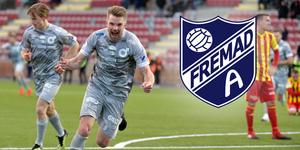 Agenten Daniel Rönnberg bekräftar intresse från en dansk klubb, men säger inte vilken det handlar om. Foto: Jessica Gow/TT