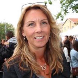 """""""Jag blev tårögd när jag gick runt och träffade alla nya elever idag, de är så fina."""" säger Susanne Jedenborg, rektor på Morabergs studiecentrum."""