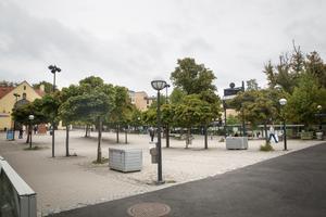 Stationsområdet ska göras om. Landstinget planerar för en ny paviljong men kommunen vill gärna se mer service på platsen, kanske kafé eller mötesplats.