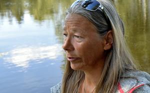 Magdalena Alm manar folk att ta hänsyn.