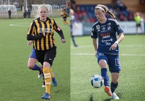 Matilda Bergkvists Korsnäs möter Chestley Strothers Kvarnsveden i Svenska cupen.