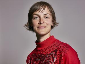 Eva Mohn. Foto: Ninja Hanna