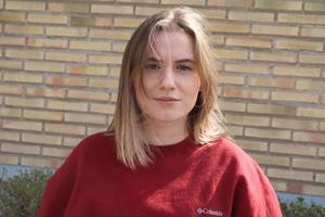 Josefiné Josefsson vann stipendiejuryns hjärta med sin starka diktsvit