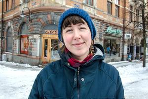 Marie Ahrling, 36, mammaledig, Nacksta